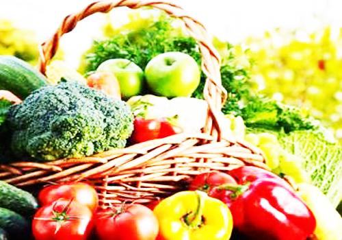 多吃水果蔬菜